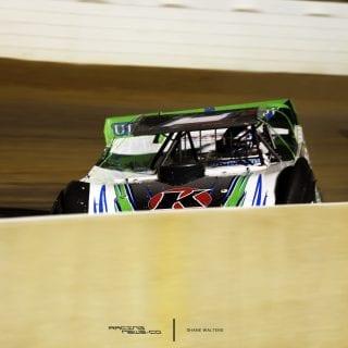 Josh Richards Mansfield Speedway Photos 4906