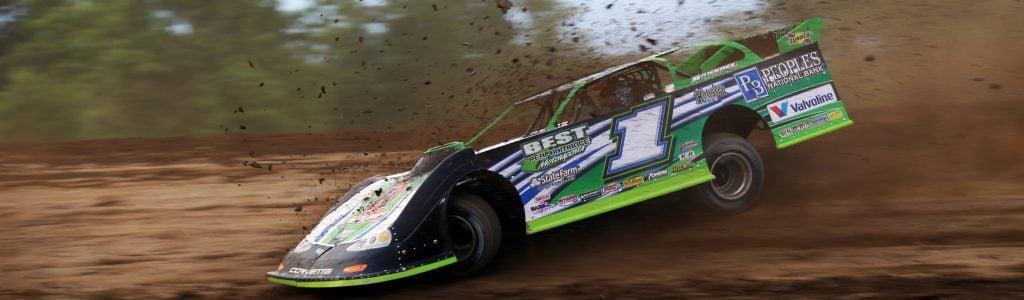 The Lucas Oil Late Model Dirt Series recap ahead of St Louis