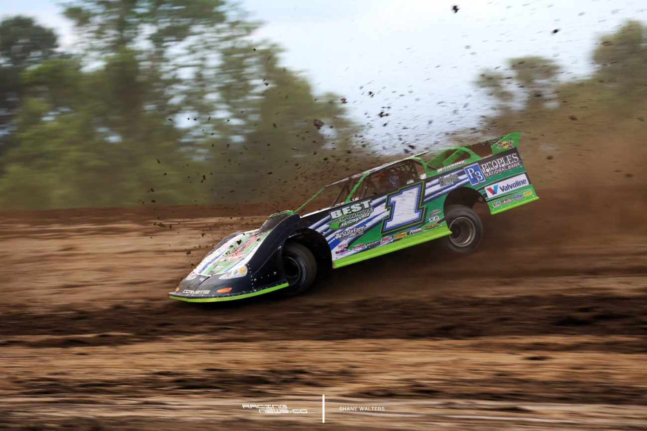Josh Richards Muskingham County Speedway Photography 5610