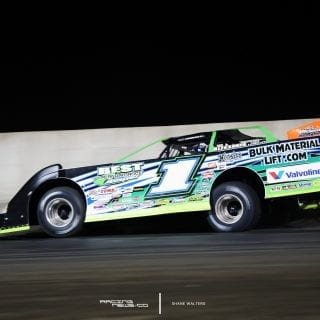 Josh Richards Tri-City Speedway Photos 8293