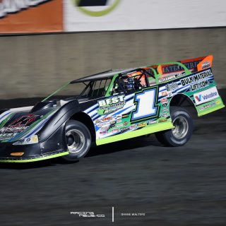 Josh Richards Tri City Speedway Photos 8330