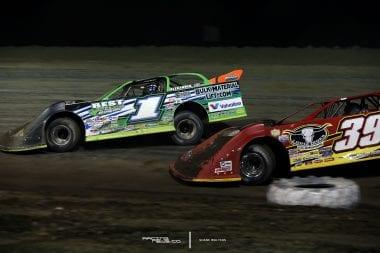 Josh Richards and Tim McCreadie 9836