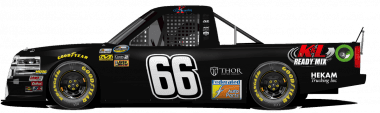 Ken Schrader Eldora Dirt Derby NASCAR Truck Photos 2017