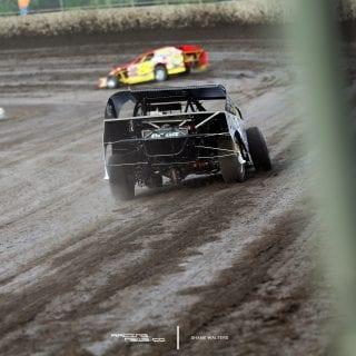Wallace Dirt Modified 36 2580