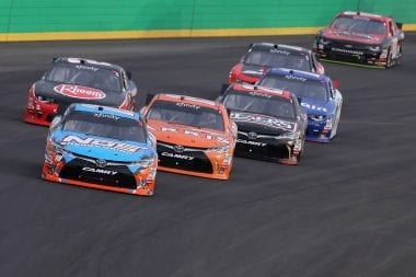 Kentucky NASCAR TV Schedule