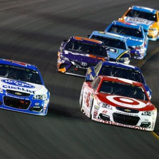 Kentucky Speedway NASCAR Penalties - Point leader knocked back to 2nd