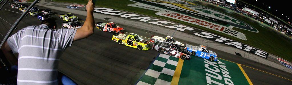 Kentucky Speedway Results – July 6, 2017 – NASCAR Truck Series