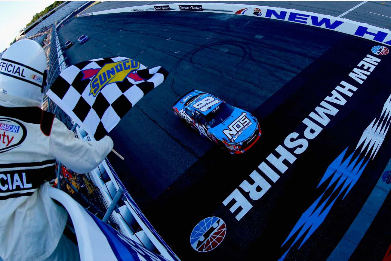 Kyle Busch NASCAR Xfinity Series retirement