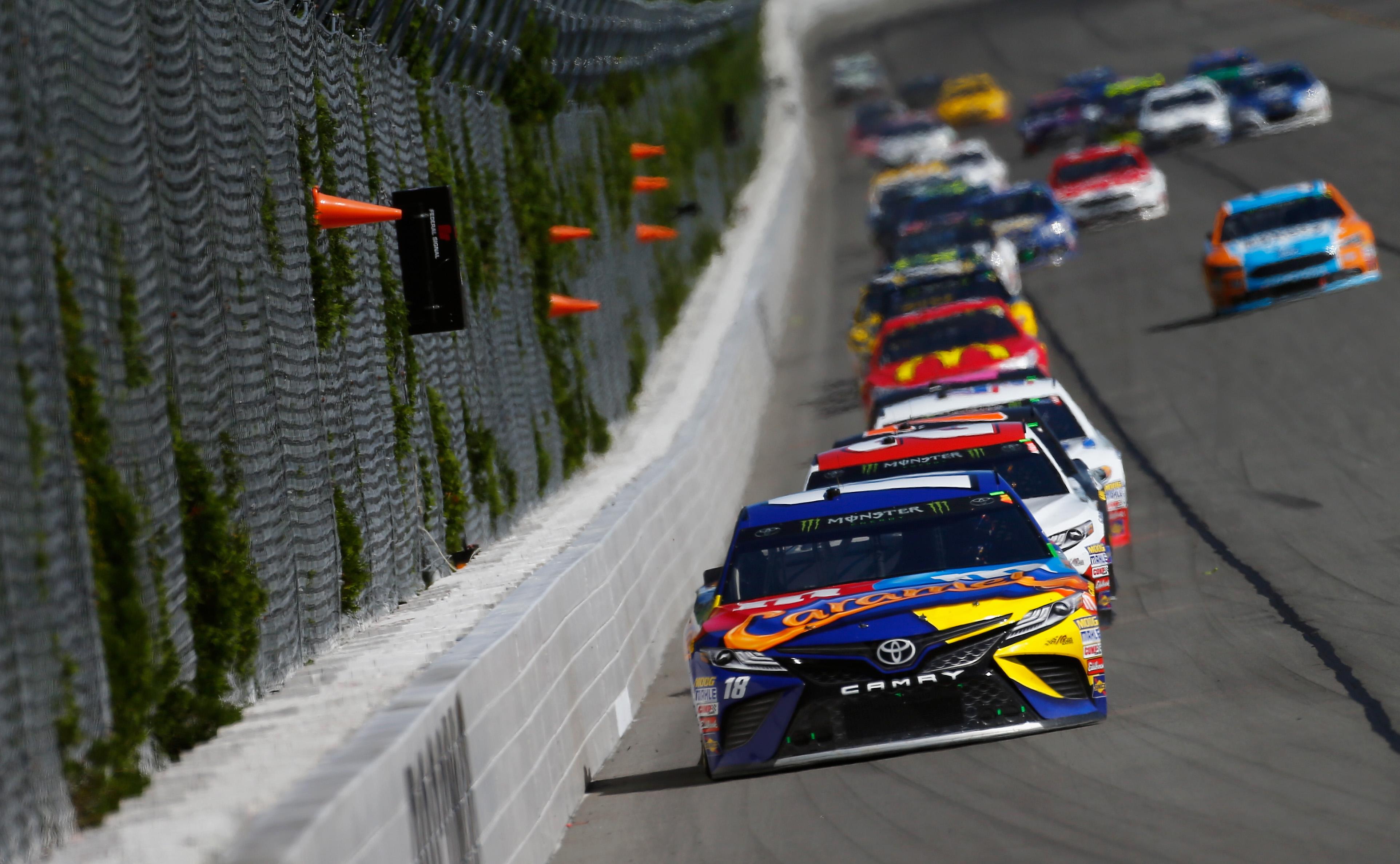 Kyle Busch penalty after Pocono Raceway - Loose Lug Nuts