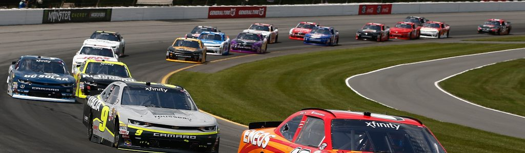 New NASCAR Xfinity Series rules package for Pocono Raceway