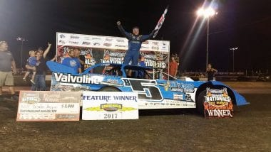 Lincoln Speedway Results - July 2, 2017 - DIRTcar Summer Nationals - Brandon Sheppard