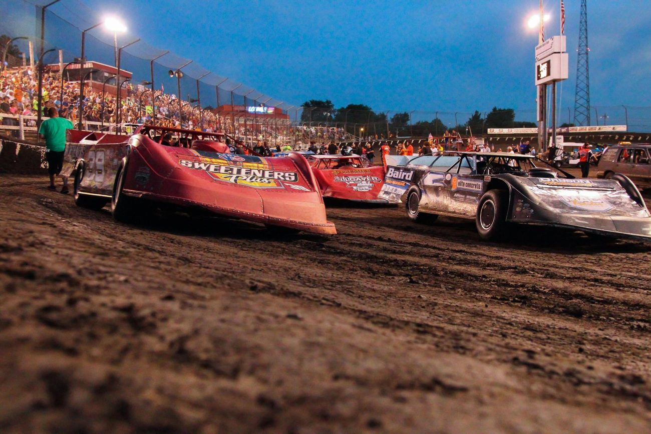 Lucas Oil Late Model Dirt Series Macon Speedway