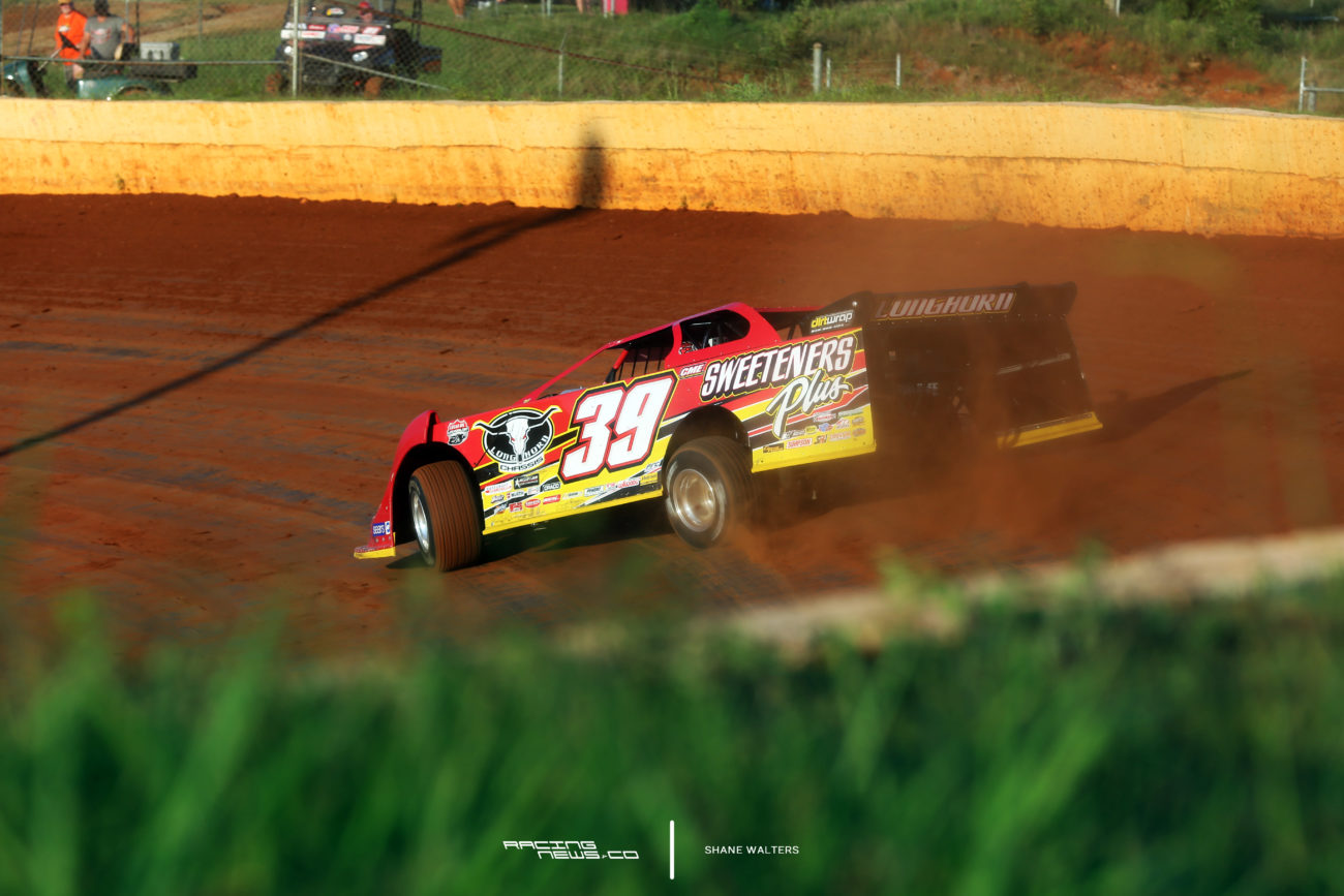 Tim McCreadie at Smoky Mountain Speedway