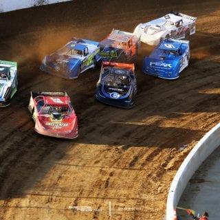 Mansfield Motor Speedway Results - July 2, 2017 - Lucas Oil Late Model Dirt Series 4339