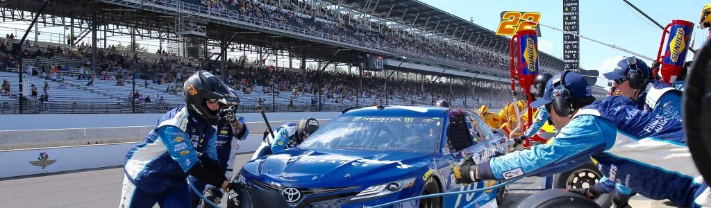 Two NASCAR car chiefs ejected from Indianapolis Motor Speedway