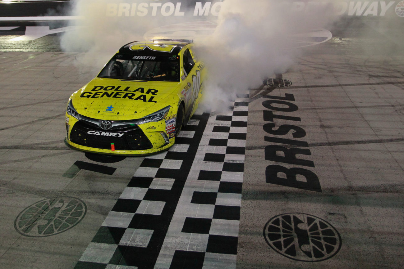 Matt Kenseth on nascar competition level