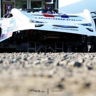 Matte Dirt Late Model - Darrell Lanigan iRacing Car 7838