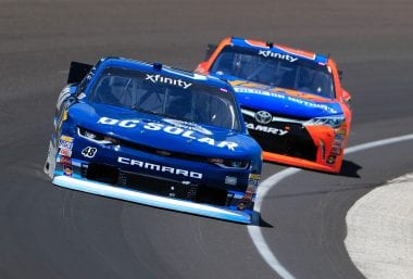 NASCAR Indy Aero Package