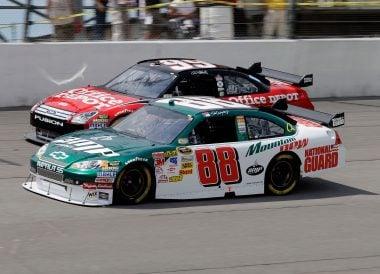 NASCAR Wing and Splitter