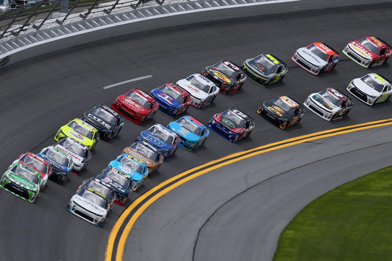 NASCAR Xfinity Results Daytona International Speedway