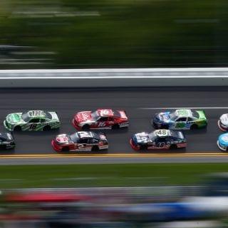 NASCAR Xfinity Series Daytona International Speedway Results