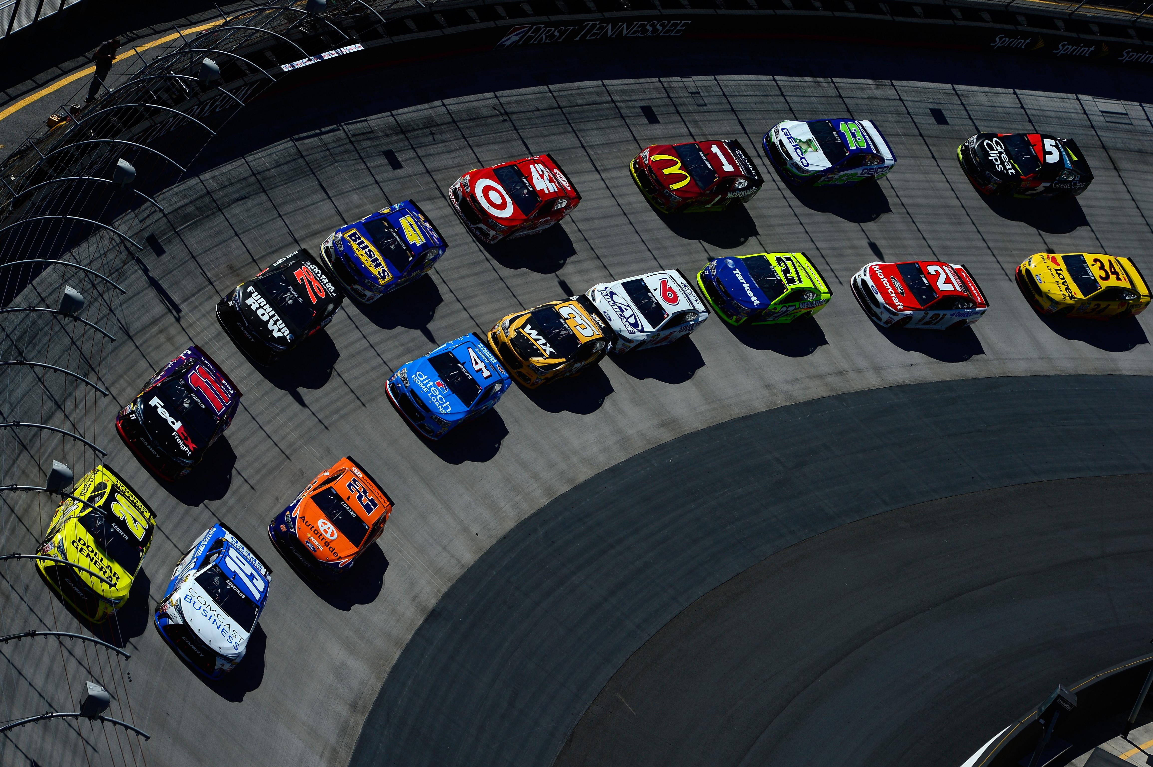 NASCAR - Bristol Motor Speedway
