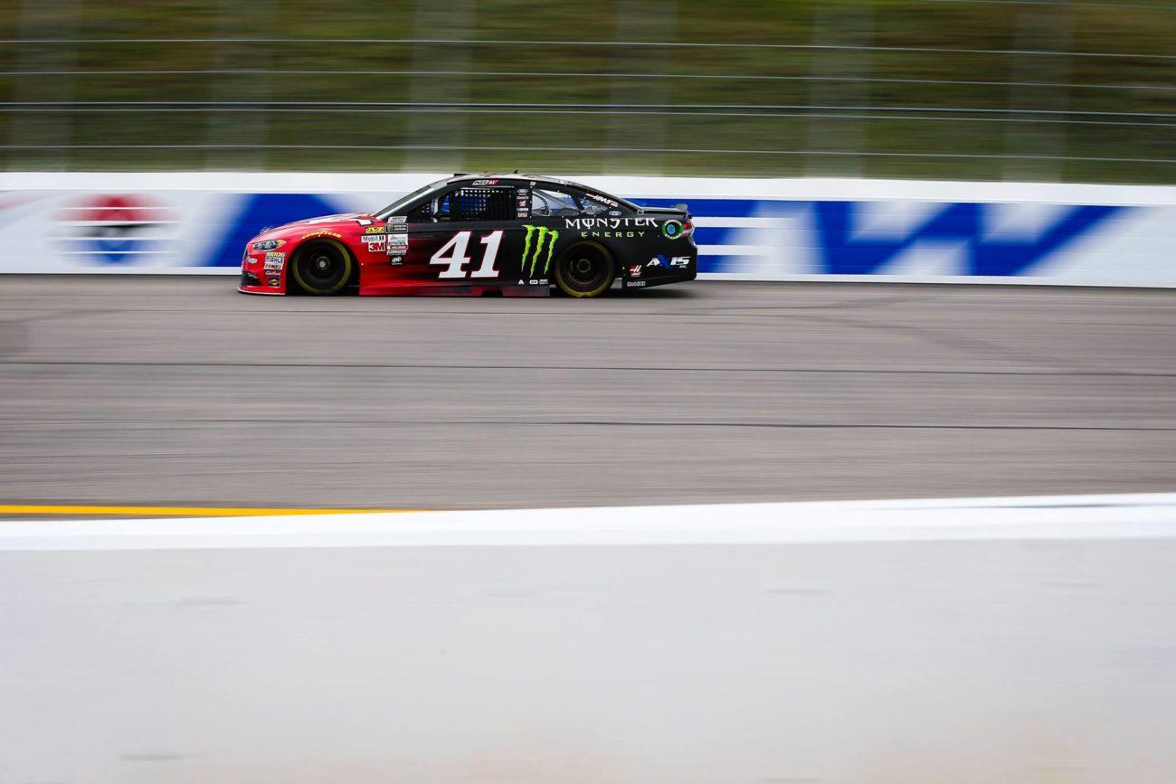 New Hampshire NASCAR penalties - Kurt Busch