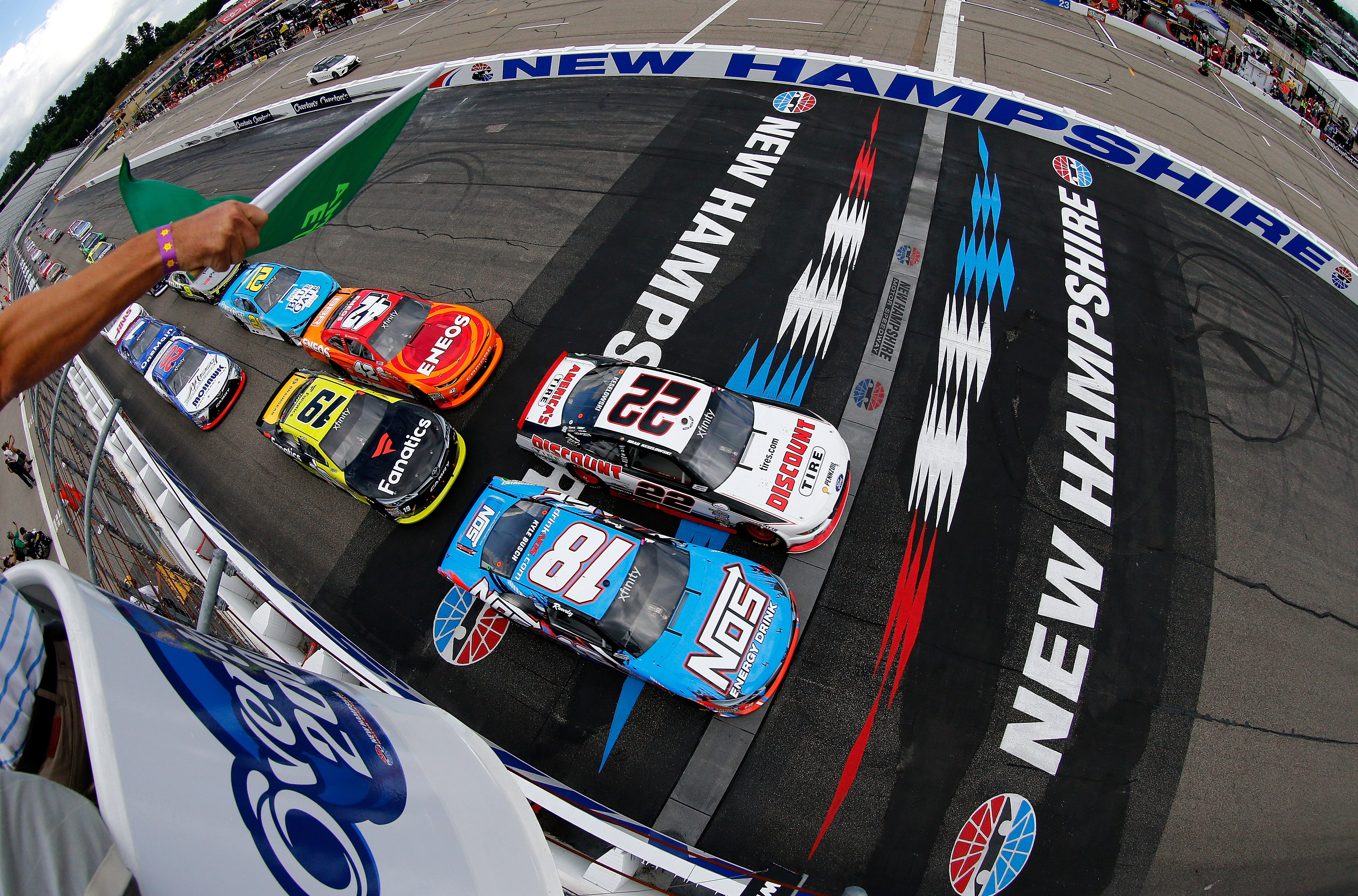 New Hampshire Results - July 15, 2017 - NASCAR Xfinity Series