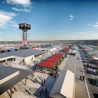 New Richmond Raceway Infield