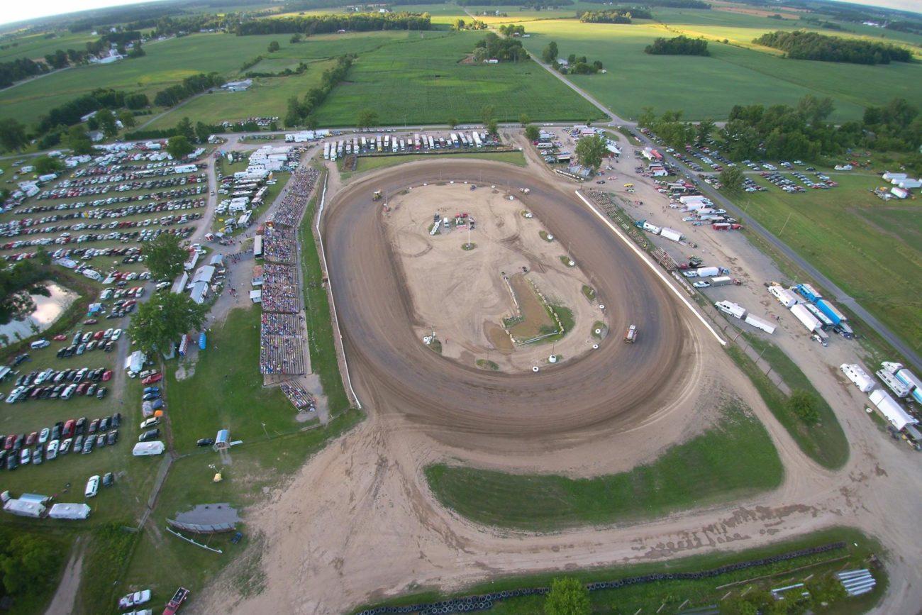 Oakshade Raceway Results - July 14, 2017 - UMP Hell Tour