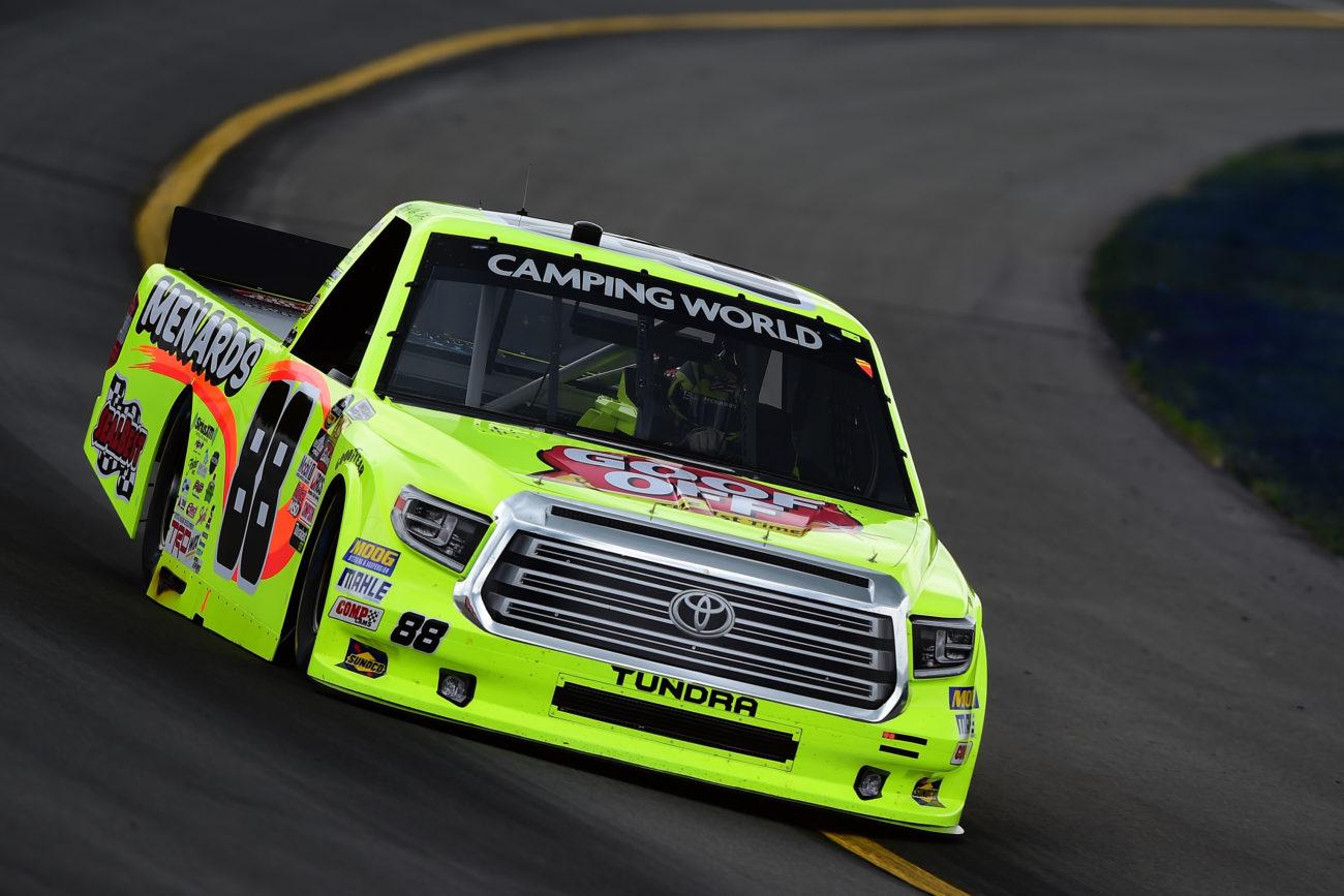 Pocono NASCAR Results - Matt Crafton