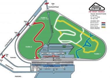 Pocono Road Course NASCAR race
