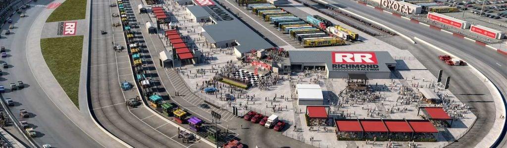 Richmond Raceway $30M Renovations – Track renamed