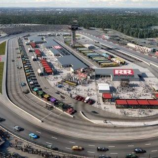 Richmond Raceway Upgrades