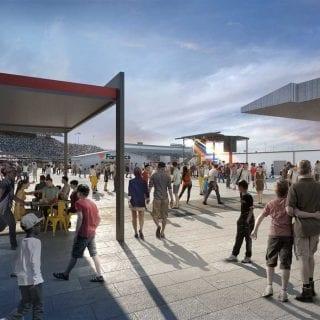 Richmond International Raceway reimagined