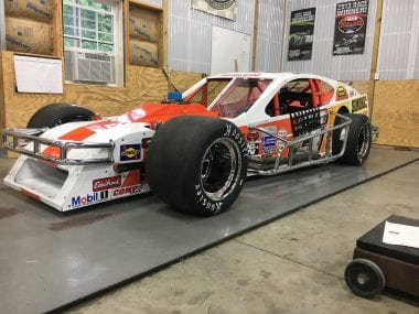 Ryan Preece NASCAR Whelen Modified Tour