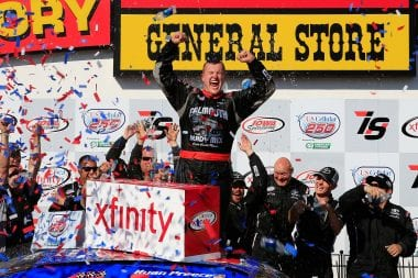 Ryan Preece wins NASCAR Xfinity Series race at Iowa Speedway