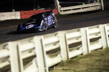 Scott Bloomquist I-80 Speedway Silver Dollar Nationals 0399