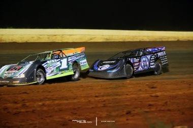Scott Bloomquist Josh Richards 7716