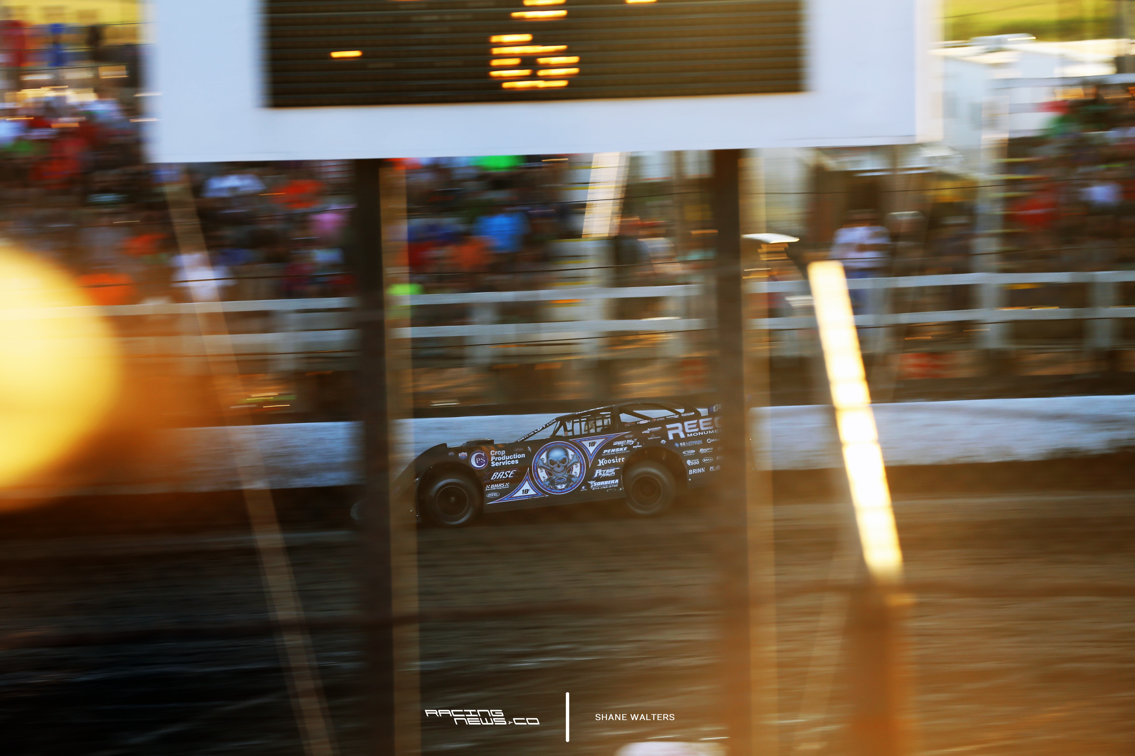 Scott Bloomquist Macon Speedway Lucas Oil Late Model Dirt Series Results 1672