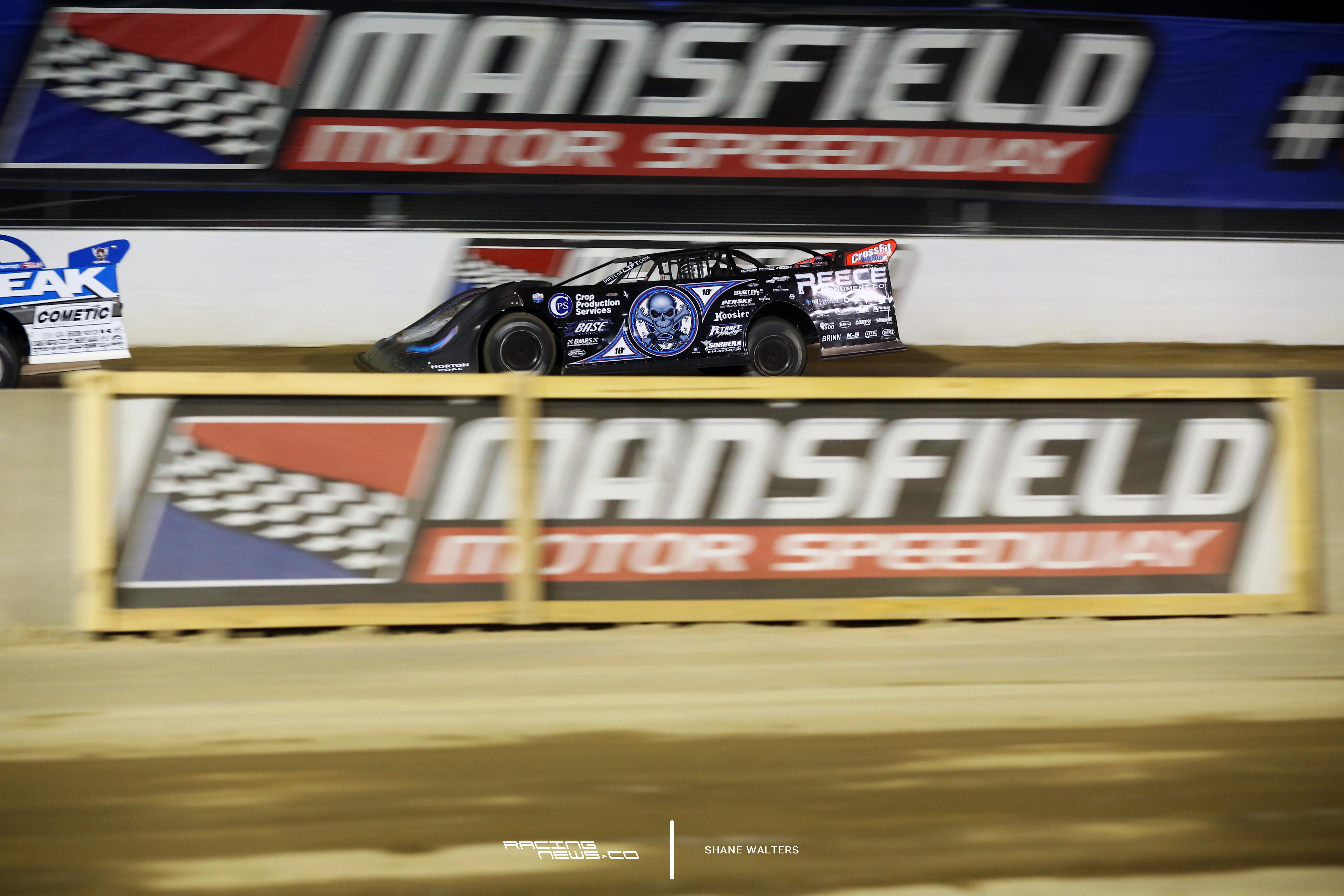 Scott Bloomquist Mansfield Motor Speedway 4829
