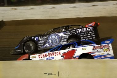 Scott Bloomquist Mansfield Motor Speedway Photography 4879