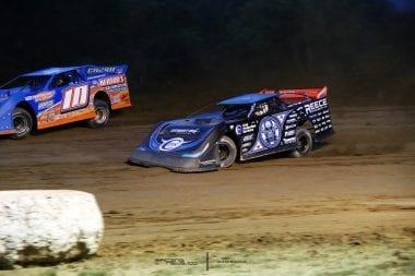 Scott Bloomquist Muskingum County Speedway Results Lucas Oil Late Model Dirt Series 5756