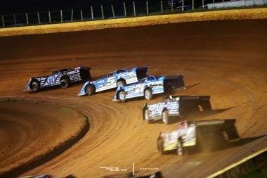 Scott Bloomquist Smoky Mountain Speedway 7466