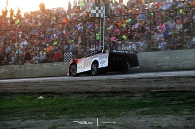 Shannon Babb Tri City Speedway Results 8104