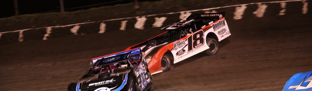 Macon Speedway Results – July 25, 2017 – Lucas Dirt