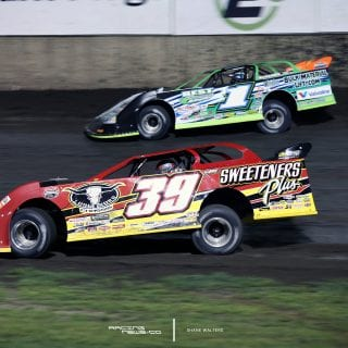Tim McCreadie and Josh Richards 8351
