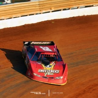 Tim McCreadie talks NASCAR rulebook