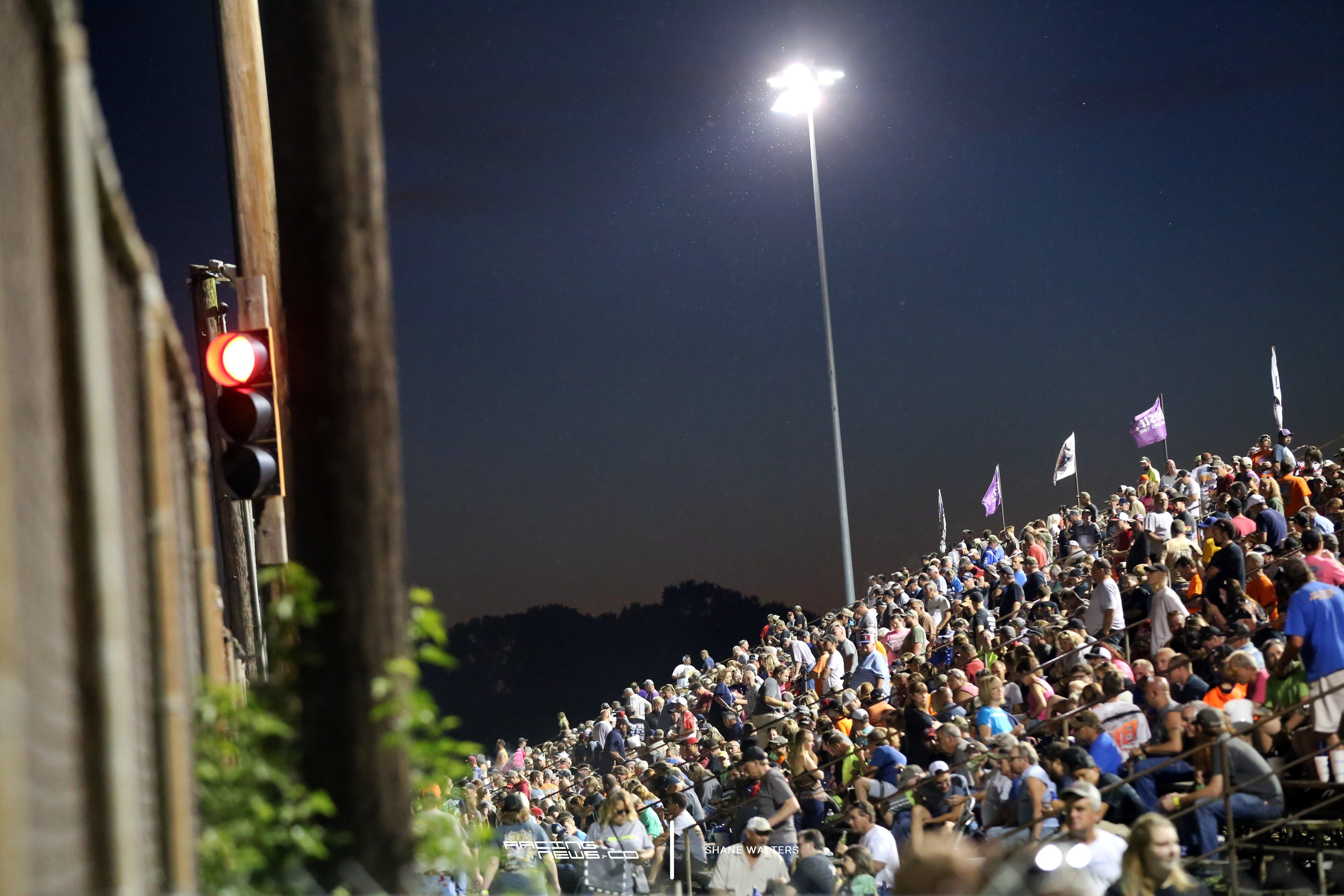 Tri City Speedway Grandstands 2884