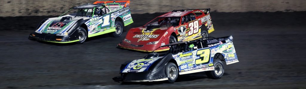 Tri City Speedway Results – July 14, 2017 – Lucas Oil Late Model Dirt Series